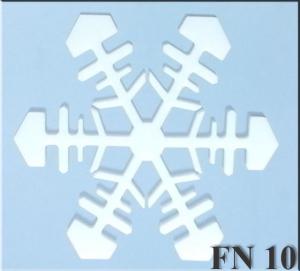Flocon de neige 10