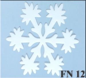 Flocon de neige 12