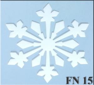 Flocon de neige 15