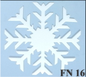 Flocon de neige 16