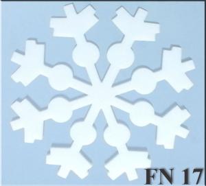 Flocon de neige 17