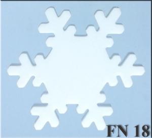 Flocon de neige 18