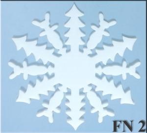 Flocon de neige 2