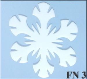 Flocon de neige 3