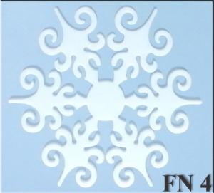 Flocon de neige 4