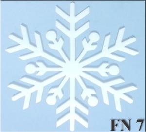 Flocon de neige 7