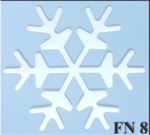 Flocon de neige 8
