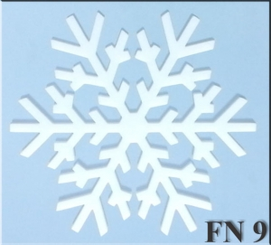 Flocon de neige 9