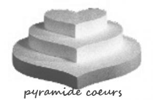 PYRAMIDE COEURS
