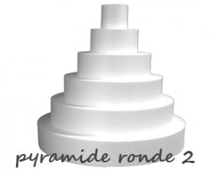PYRAMIDE RONDE 2