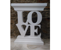 LOVE socle
