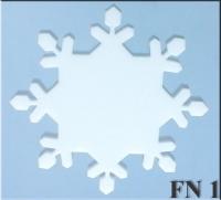 Flocon de neige 1