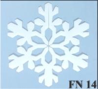 Flocon de neige 14