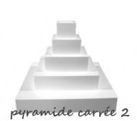 PYRAMIDE CARRÉE 2
