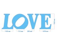 LOVE géant 2