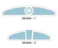 Les modèles de linteaux